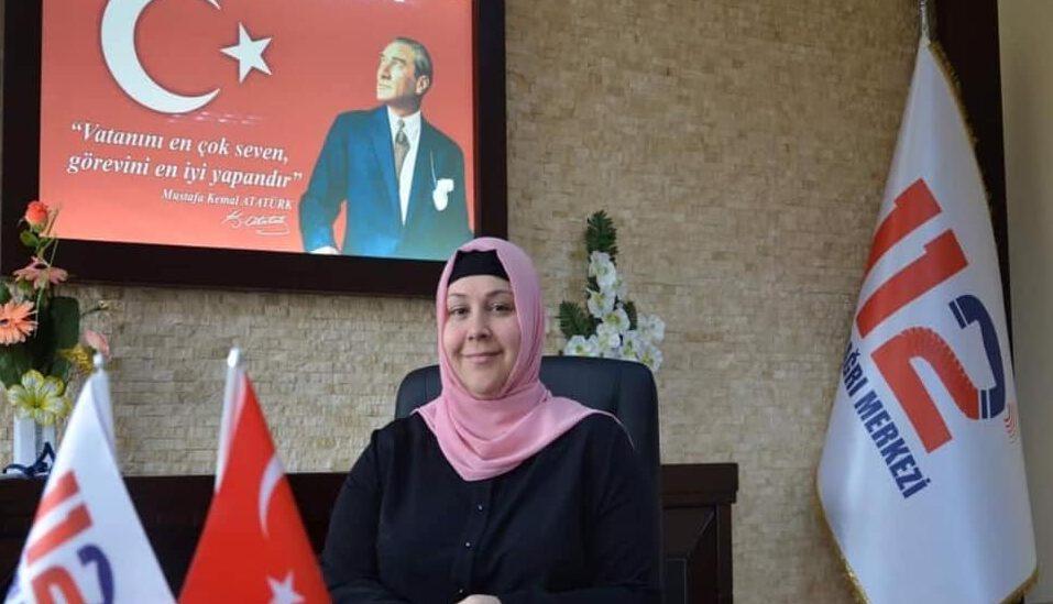 """112 PATRONİÇESİ """"GÜLSÜN ATEŞ DOĞAN"""""""